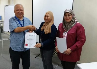 The Practicalities of Managing Performance 25 to 26 Feb 2020 at ASDS Sdn Bhd 05