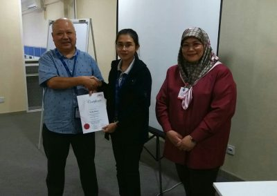 The Practicalities of Managing Performance 25 to 26 Feb 2020 at ASDS Sdn Bhd 07