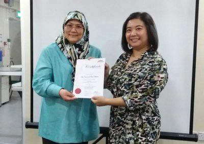 Managing Organisational Communication for AEGIS Group Brunei - 10 to 11 Mar 2020 02